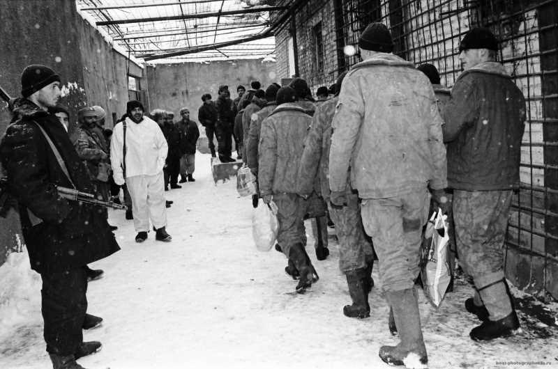"""Первая чеченская война. Рождественские """"каникулы"""" 22 бригады спецназа ГРУ"""
