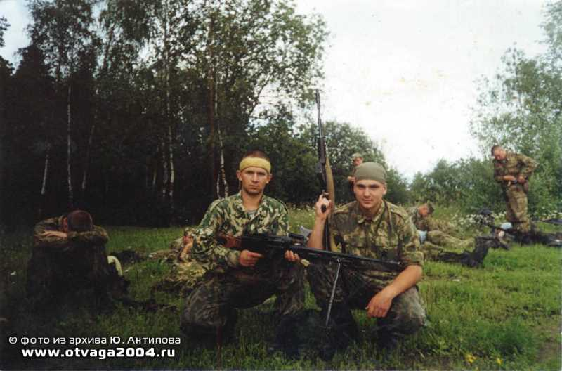 Вторая чеченская война. Разведотряд «Пересвет» против чеченских боевиков