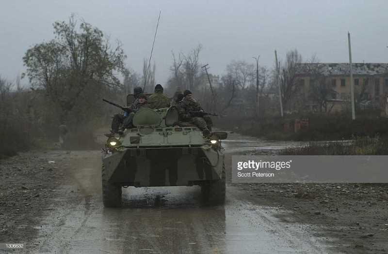 26 декабря 1999 года началась операция по освобождению Грозного от боевиков