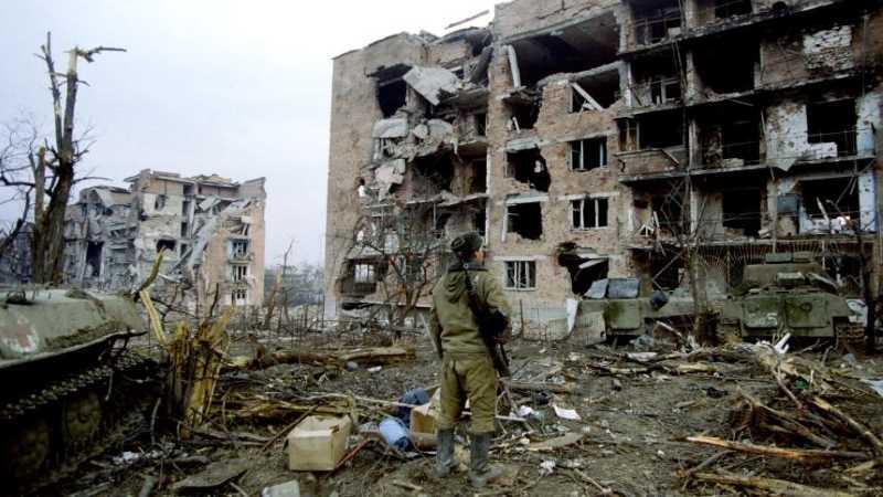 27 декабря 1999 г. взят под контроль Старопромысловский район Грозного