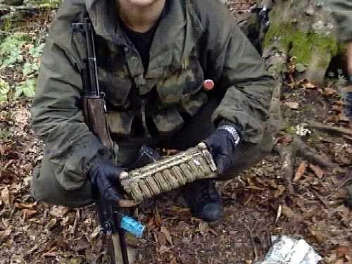 Вторая чеченская война. Операция «Охота на волков»