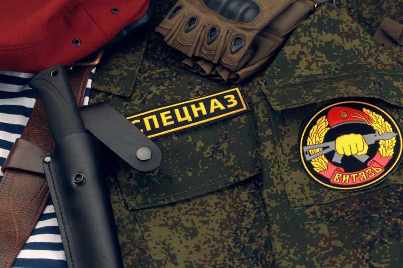 """29 декабря 1977 года создан отряд спецназа """"Витязь"""""""