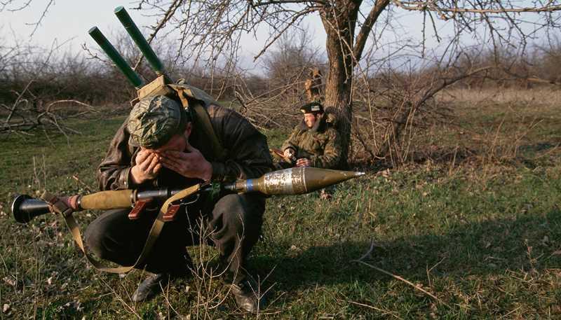 Война в Чечне в рассказах чеченских боевиков