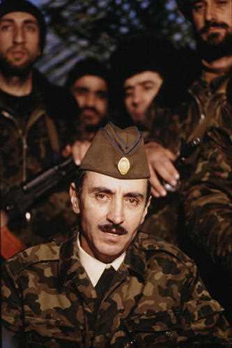 Джохар Дудаев, январь 1995 года