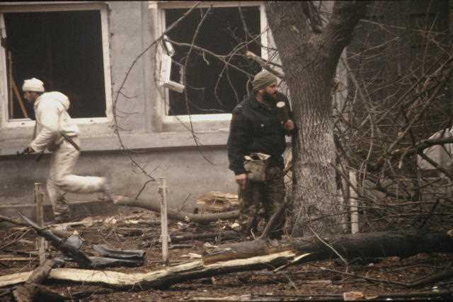 Грозный, 3 января 1995 года