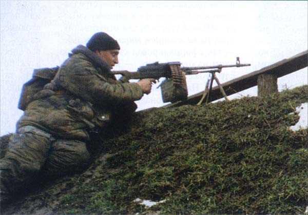 Первая чеченская война. Исповедь кавказского пленника (22 ОБрСпн ГРУ)