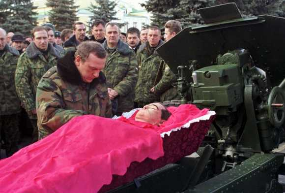 17 января 2000 года. В Грозном погиб генерал-майор Михаил Малофеев
