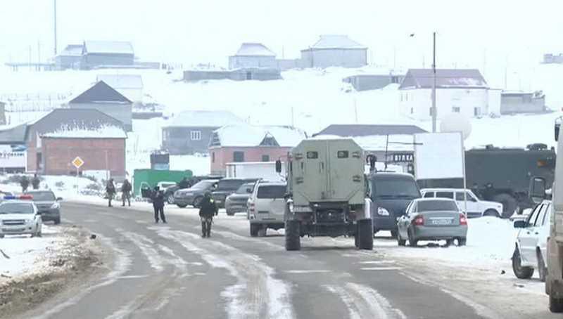 Три боевика уничтожены в Дагестане