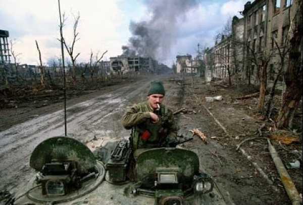 Вторая чеченская война. Штурм Грозного. Из дневника военврача