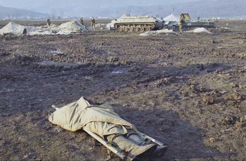 Вторая чеченская война. Павшие под Улус-Кертом. 6 рота против Хаттаба