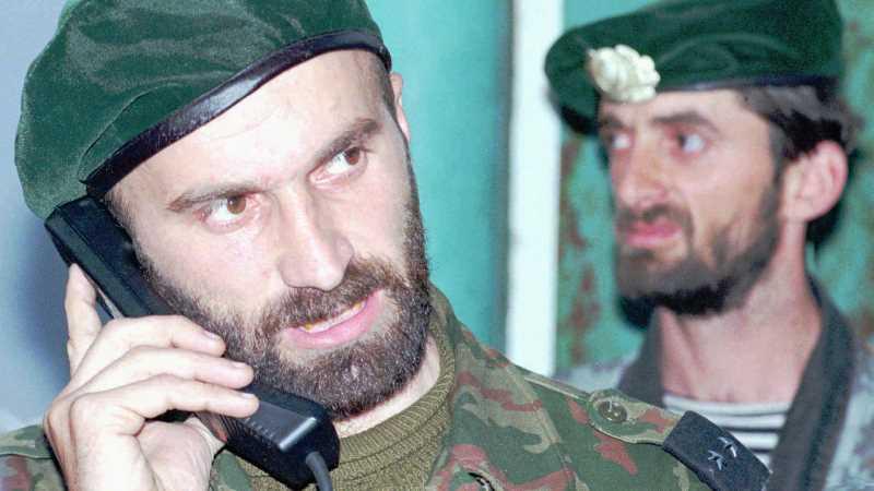 Поход Басаева и Хаттаба в Дагестан на второй чеченской войне