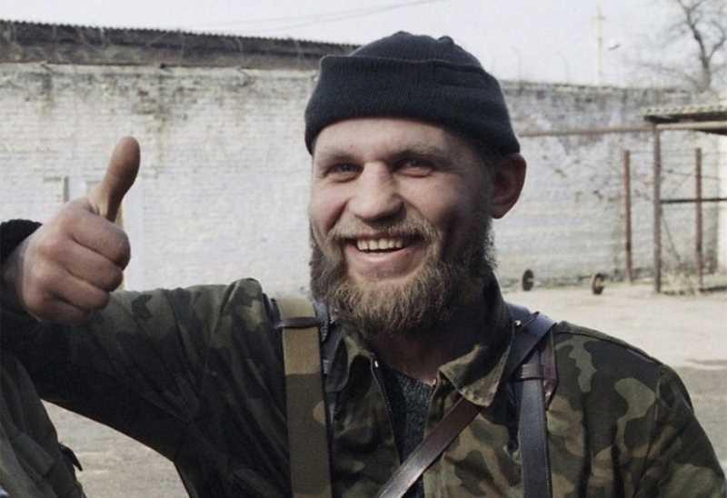 Украинские наемники на чеченской войне