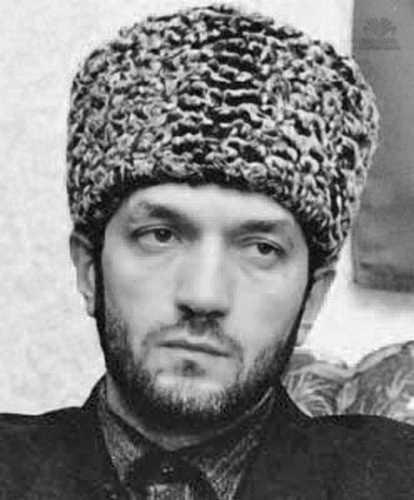 Мовлади Саидарбиевич Удугов