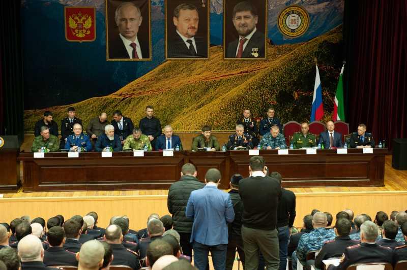 МВД Чечни: в 2018 году нейтрализовано 21 участник НВФ