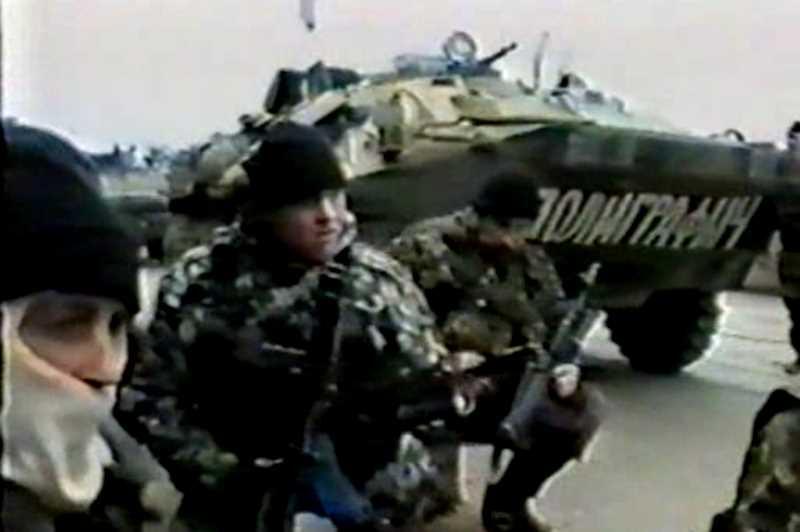 Грозный. 6 марта 1996 года. Операция чеченских боевиков «Возмездие»