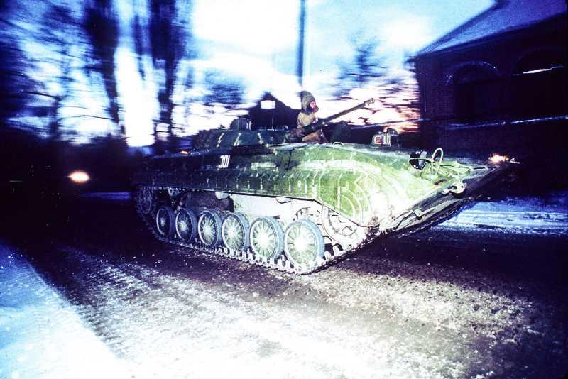 Вторая чеченская война. Операция «Охота на волков». Как российская армия Грозный штурмовала
