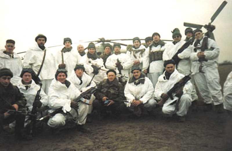 84 отдельный разведбат на второй чеченской войне. Дуба-Юрт