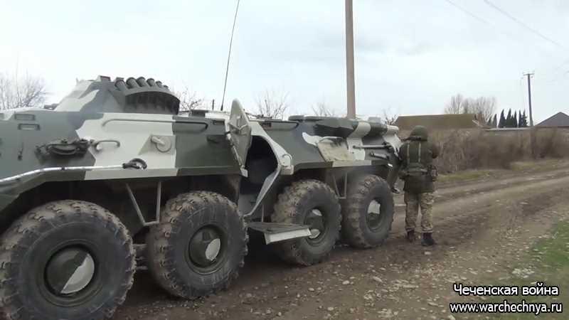 В ходе КТО в Дагестане ликвидирован боевик (оперативное видео)