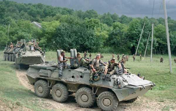 Групповой подвиг отряда спецназа «Росич» во время первой чеченской войны