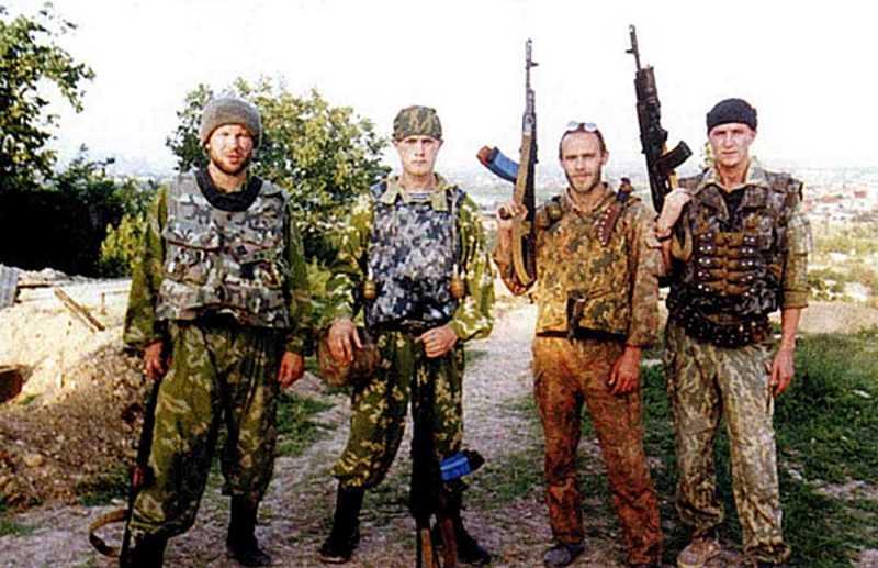 Грозный. Август 1996 года. Взводный опорный пункт «Долина»