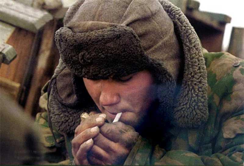 Алексей Балкарин. Дорога на войну