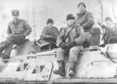 Первая чеченская война. Освобождение из чеченского плена рядового Алексея Безлипкина 81 МСП