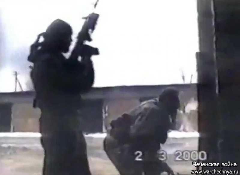 2 марта 2000 г. Бой Сергиево-Посадского ОМОНа