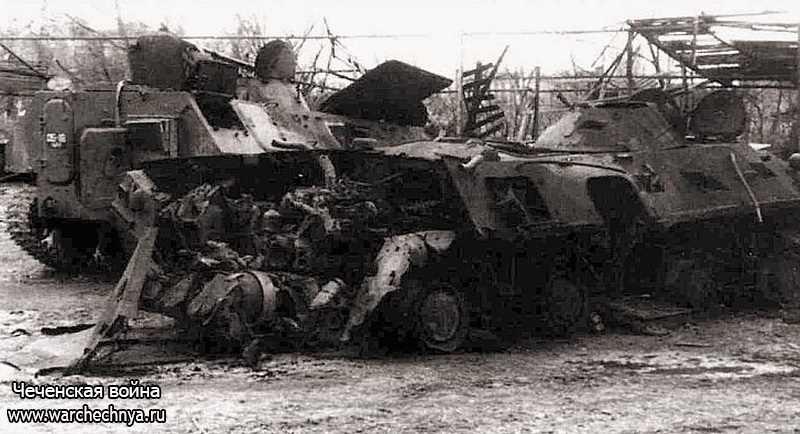 Первая чеченская война. Добро пожаловать в ад