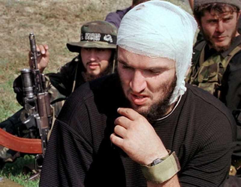 Ликвидация чеченского полевого командира Арби Бараева