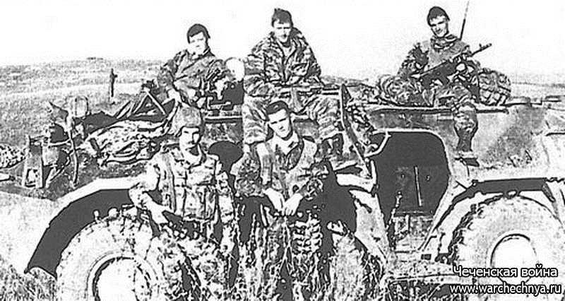 22 апреля 1995 года. Засада боевиков под Аллероем
