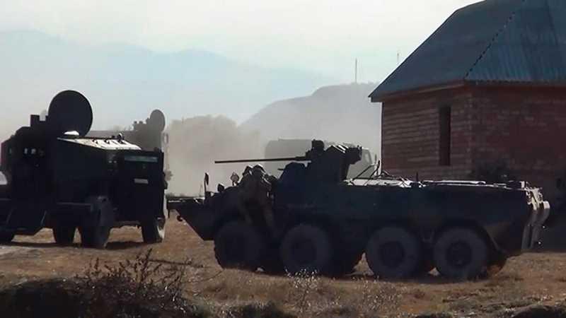 Глава Росгвардии Дагестана: все активные боевики в Дагестане уничтожены