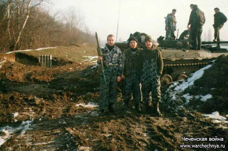 Вторая чеченская война. Бой за Аргун в январе 2000 года