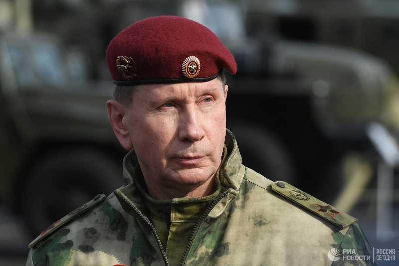 Виктор Золотов: за три года нейтрализовали 200 террористов