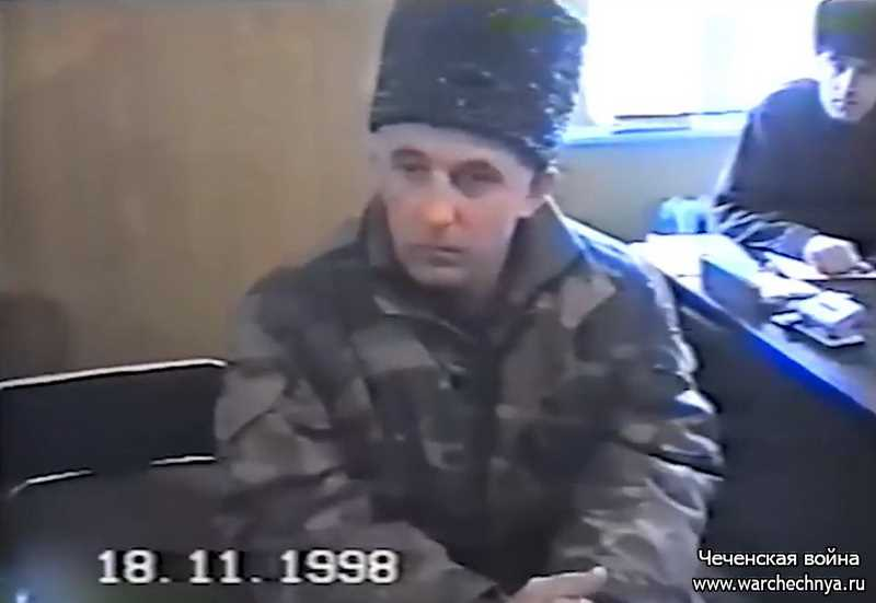 Шариатский суд над Асланом Масхадовым (18 ноября 1998 года)