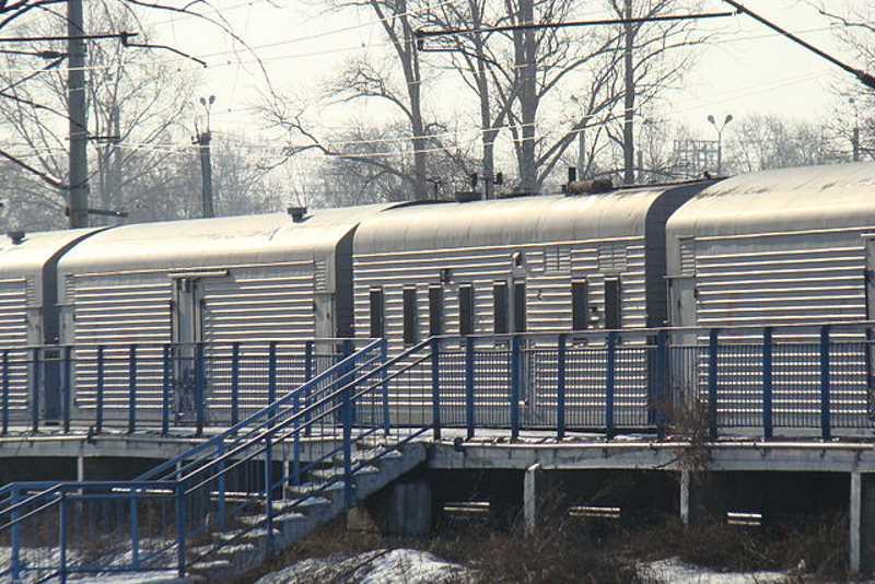 Безымянные солдаты. Поезд потерянных детей