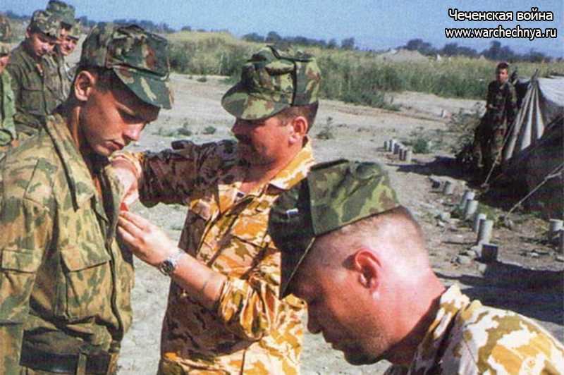 7 апреля 1995 года. Бой на Лысой горе 21 Бригады ВВ