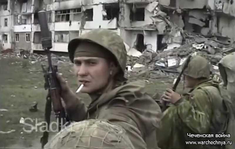 Вторая чеченская война. Разоружение чеченских боевиков