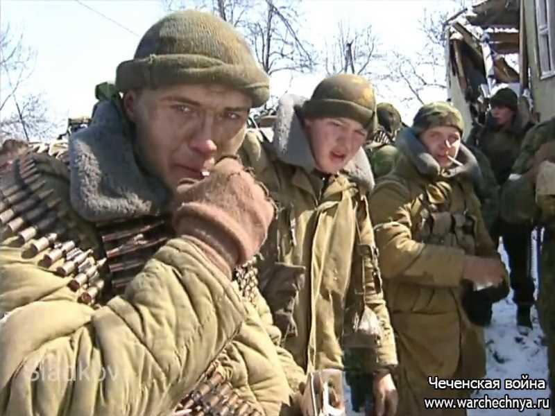 Вторая чеченская война. Март 2000 г. Штурм Комсомольского