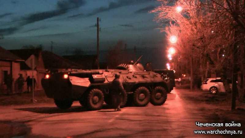 В Тюмени успешно завершена спецоперация ФСБ