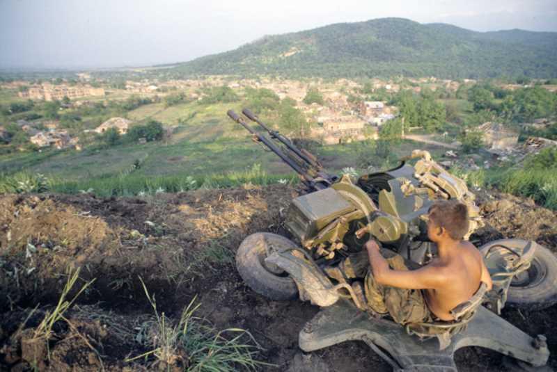 Первая чеченская война. Май 1996 года. Штурм Бамута