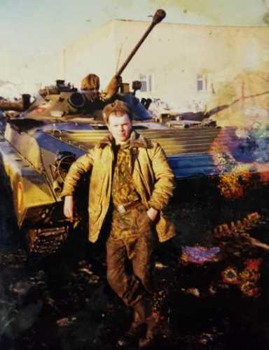 Герой России Евгений Бушмелев