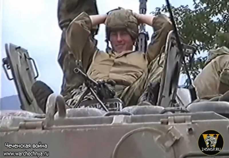 34 Бригада ВВ на второй чеченской войне