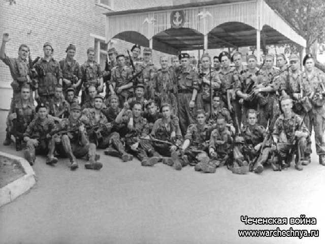26 мая 1995 года. Неудачное наступление 106 полка морской пехоты на Агишты