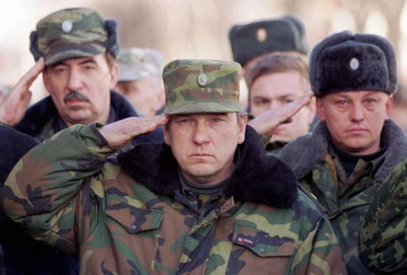"""""""Кавказские Альпы"""" генерала Шаманова"""