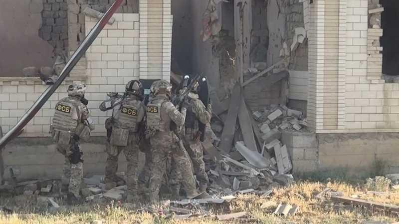 НАК: В Дагестане уничтожены трое боевиков
