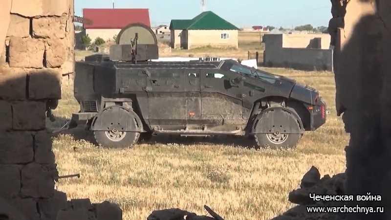 НАК опубликовал оперативное видео с места ликвидации боевиков в Дагестане