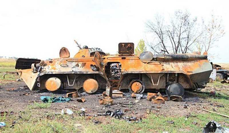 12 июня 1995 г. Нападение боевиков на колонну 245 МСП в Аргунском ущелье