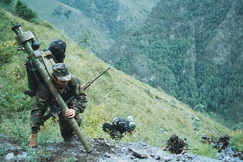 17-18 июня 1999 г. Нападение чеченских боевиков на Ставропольский край и Дагестан