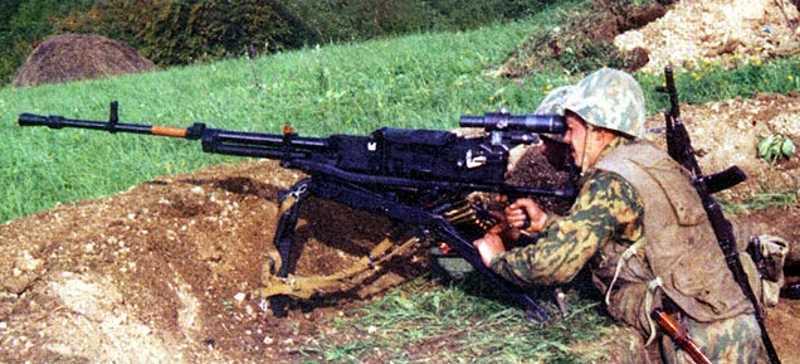 Вторая чеченская война. ВДВ в Гамиях