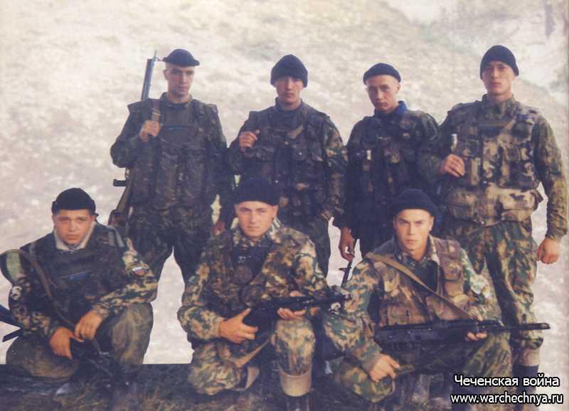 Последний бой армавирского спецназа (15 отряд спецназа внутренних войск «Вятич»)